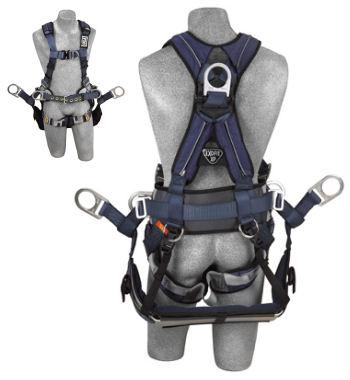 DBI SALA ExoFit NEX Tower Climbing Harness