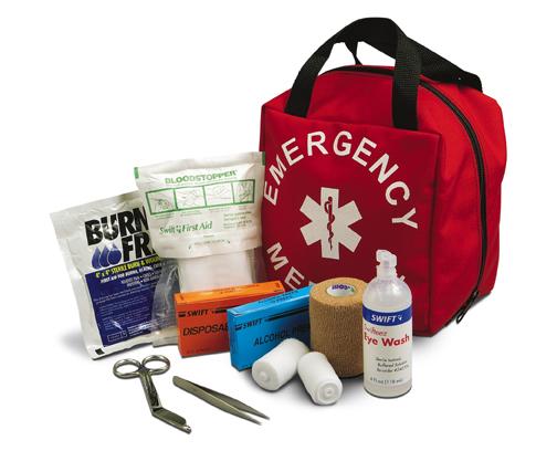 Standard Emergency Medical Kit - alaskasafety.com