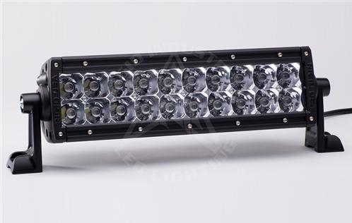 Rigid Light Bar >> Rigid E Series 10 Spot Flood Led Light Bar